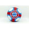Мяч футбольный №5 Гриппи 5сл. BAYERN MUNCHEN 12788 (№5, 5 сл., сшит вручную)