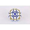 Мяч футбольный №5 Гриппи 5сл. CHELSEA 12781 (№5, 5 сл., сшит вручную)