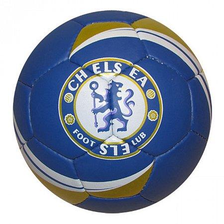 Мяч футбольный №5 Гриппи 5сл. CHELSEA FB-0047-312 (№5, 5 сл., сшит вручную)
