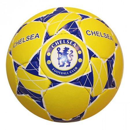 Мяч футбольный №5 Гриппи 5сл. CHELSEA FB-0047-328 (№5, 5 сл., сшит вручную)