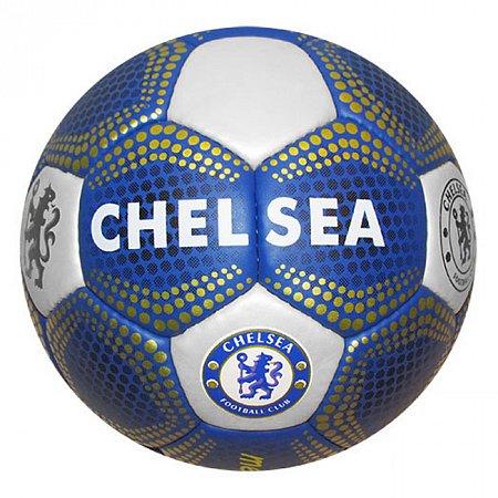 Мяч футбольный №5 Гриппи 5сл. CHELSEA FB-0047-539 (№5, 5 сл., сшит вручную)