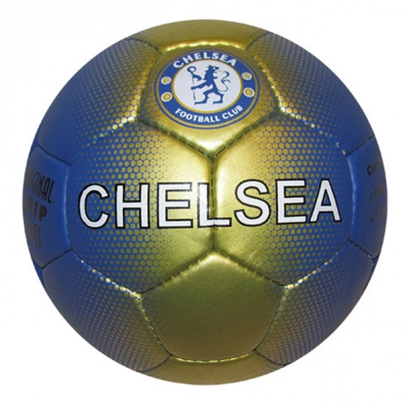 Мяч футбольный №5 Гриппи 5сл. CHELSEA FB-0047-661 (№5, 5 сл., сшит вручную)