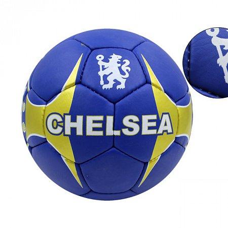 Мяч футбольный №5 Гриппи 5сл. CHELSEA FB-0047C-449 (№5, 5 сл., сшит вручную)