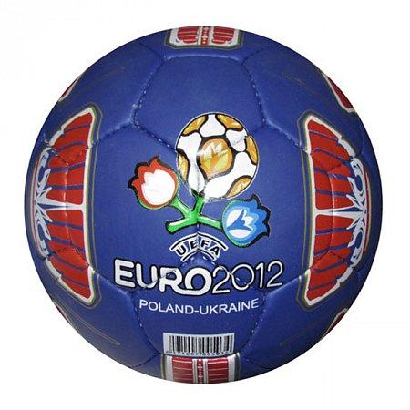 Мяч футбольный №5 Гриппи 5сл. EURO-2012 FB-0047-556 (№5, 5 сл., сшит вручную)