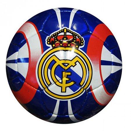 Мяч футбольный №5 Гриппи 5сл. INTER MILAN FB-0047-133 (№5, 5 сл., сшит вручную)