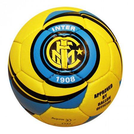 Мяч футбольный №5 Гриппи 5сл. INTER MILAN FB-0047-311 (№5, 5 сл., сшит вручную)