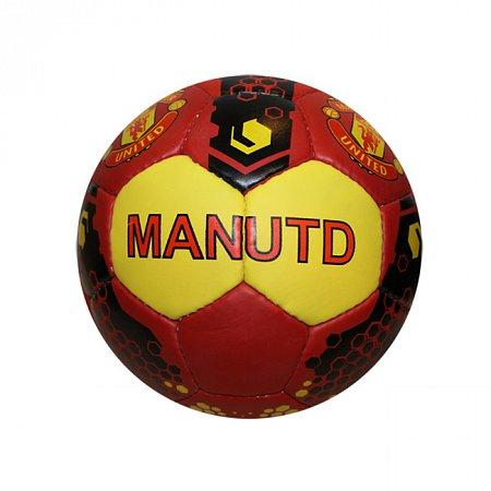 Мяч футбольный №5 Гриппи 5сл. MANCHESTER FB-0047-5101 (№5, 5 сл., сшит вручную)