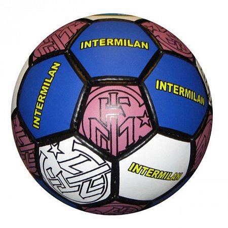Мяч футбольный №5 Гриппи 5сл. REAL MADRID FB-0047-127 (№5, 5 сл., сшит вручную)