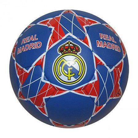 Мяч футбольный №5 Гриппи 5сл. REAL MADRID FB-0047-323 (№5, 5 сл., сшит вручную)