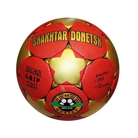 Мяч футбольный №5 Гриппи 5сл. ШАХТЕР-ДОНЕЦК FB-0047-3551 (№5, 5 сл., сшит вручную)