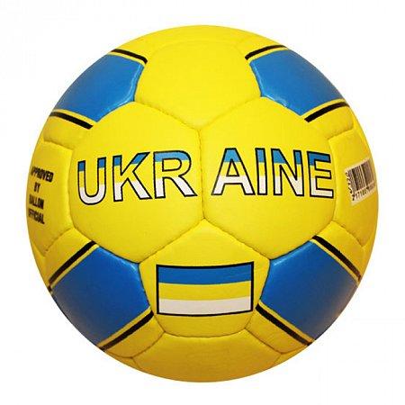 Мяч футбольный №5 Гриппи 5сл. UKRAINE FB-0047-320 (№5, 5 сл., сшит вручную)