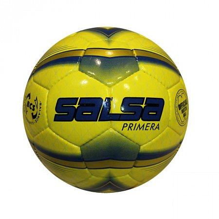 Мяч футбольный №5 профессиональный PU ламин. SALSA FB-4237 (№5, 5 сл., сшит вручную)