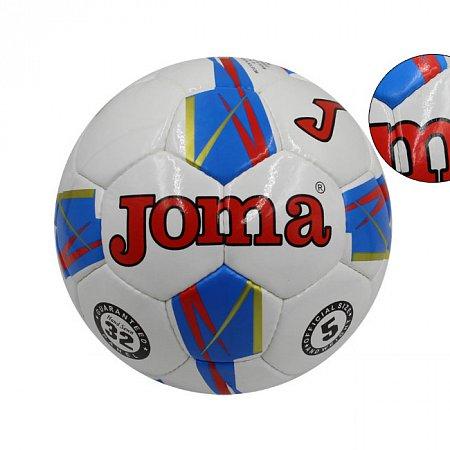 Мяч футбольный №5 PU ламин. JOMA T-1071 (№5, 5 сл., сшит вручную)