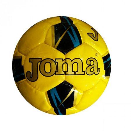 Мяч футбольный №5 PU ламин. JOMA T-1073 (№5, 5 сл., сшит вручную)
