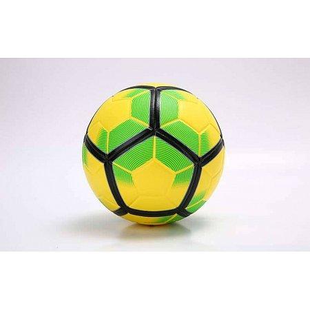 Мяч футбольный №5 PU ламин. Клееный FB-5927-6 PREMIER LEAGUE (№5, желтый-салатовый)