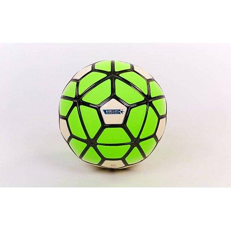 Мяч футбольный №5 PU ламин. Клееный PREMIER LEAGUE FB-5351-1 (№5, салатовый-белый)