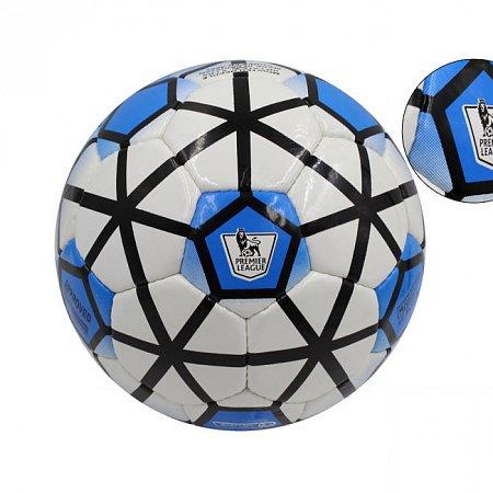 Мяч футбольный №5 PU ламин. PREMIER LEAGUE FB-4652 (№5, 5 сл., сшит вручную)