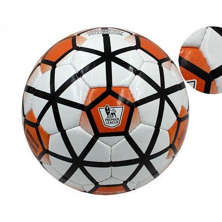 Мяч футбольный №5 PU ламин. PREMIER LEAGUE FB-4654 (№5, 5 сл., сшит вручную)