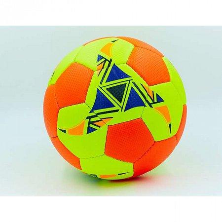 Мяч футбольный №5 PVC  FORMULA FB-5206 (№5, 5 сл., сшит вручную)