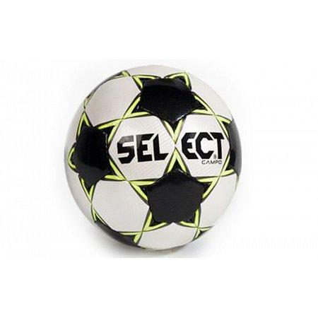 Мяч футбольный №5 SELECT CAMPO-5 (Campo NEW) (белый-черный)