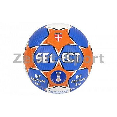 Мяч гандбольный SELECT ULTIMATE REPLICA-2 Club training (HPU 1000, р-р 2)