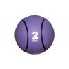 Мяч медицинский (медбол) C-2660-2 2кг (верх-резина, наполнитель-песок,d-19,5см,цвета в ассортименте)