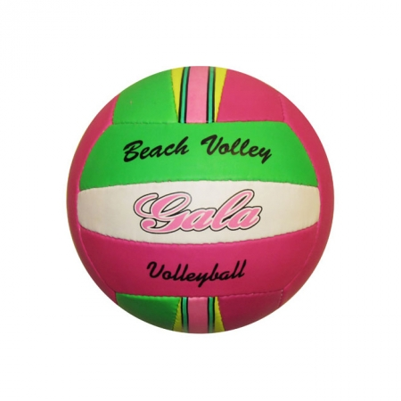 Мяч волейбольный пляжный GALA VB-1004ST (PVC, №5, 3 слоя, сшит вручную)