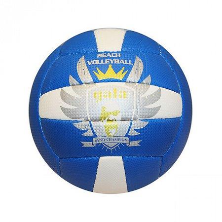 Мяч волейбольный пляжный GALA VB-5113 (PVC, №5, 3 слоя, сшит вручную)