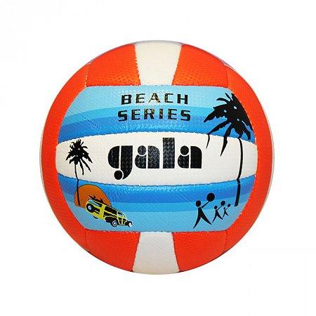 Мяч волейбольный пляжный GALA VB-5116 (PVC, №5, 3 слоя, сшит вручную)