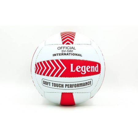 Мяч волейбольный PU LEGEND LG5183 (PU, №5, 3 слоя, сшит вручную)