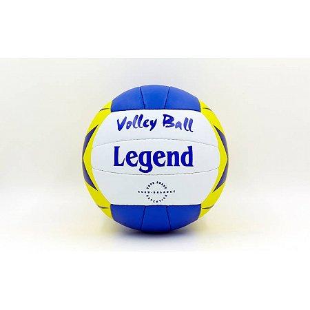 Мяч волейбольный PU LEGEND LG5190 (PU, №5, 3 слоя, сшит вручную)