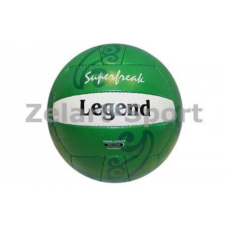Мяч волейбольный PU LEGEND VB-3563 (PU, №5, 3 слоя, сшит вручную)