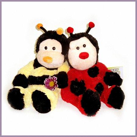 Мягкая игрушка-грелка Intelex Пчелка (680632)