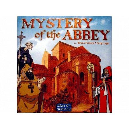 Mystery of the Abbey (Тайна монастыря) - Настольная игра