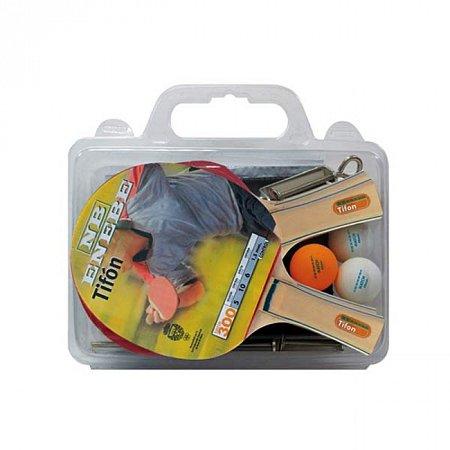Набор для настольного тенниса Enebe TIFON 4 Playset, 888454 Enebe