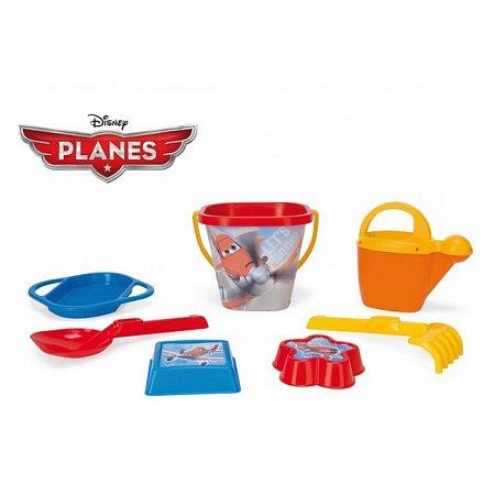 Набор для песка Самолетики Disney 7 элементов. Wader, 77342