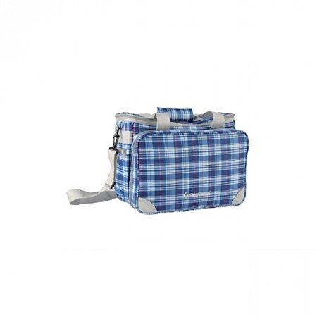 Набор для пикника KingCamp Picnic Cooler Bag-4 (KG2713) Blue CHECKERS