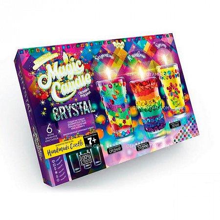 Набор для творчества Magic Candle Crystal, 6642
