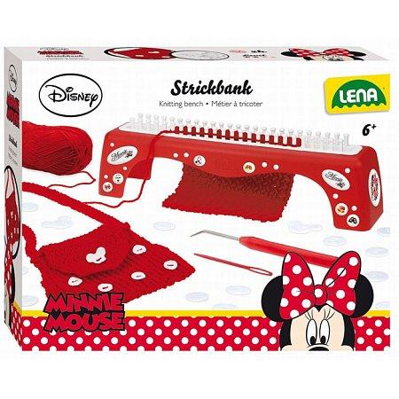 Набор для вязания со станком Минни Мауз, Lena, 42001