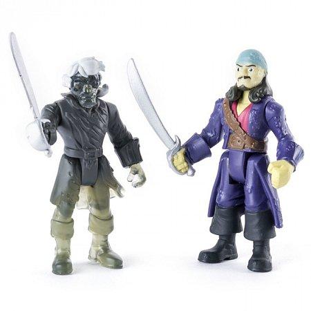 Набор фигурок Уил Тёрнер и призрак экипажа, The Pirates of Caribbean, SM73101-3