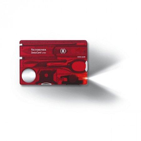 Набор инструментов Victorinox SwissCard Lite 0.7300.T Victorinox
