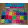 Набор Loom Bands De Luxe - 4200 резинок Rainbow Loom (Рейнбоу Лум)