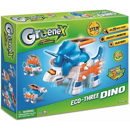 Набор научно-игровой Eco-Three Dino Greenex, Amazing Toys, 36523A