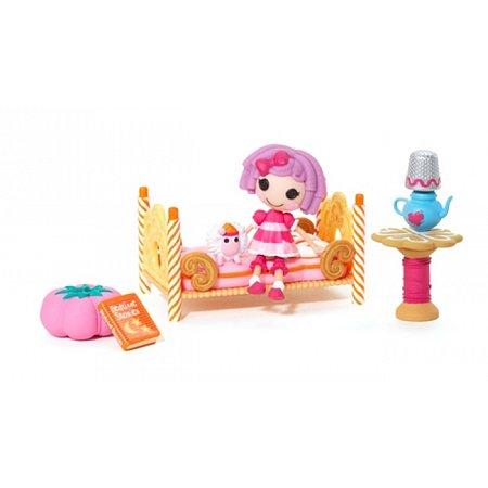 Набор с куклой MINILALALOOPSY - СЛАДКИЕ СНЫ, 502388 Lalaloopsy