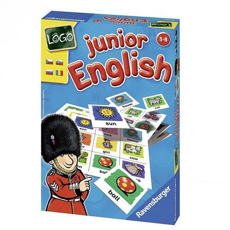 Настольная игра Английский язык для детей, Ravensburger (RSV-243723)