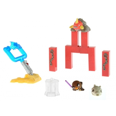 Настольная игра Angry Birds Дженга: Битва от Hasbro. Star Wars, Battle on Geonosis (A6092-1)