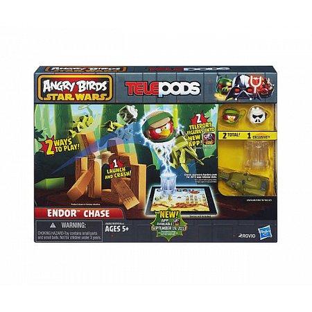 Настольная игра Angry Birds Star Wars Гонщики (в ассорт.2) Hasbro A6059