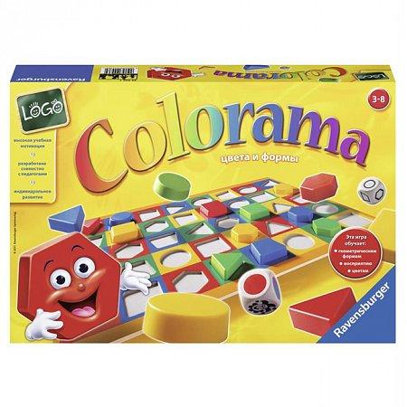 Настольная игра Колорама, Ravensburger (RSV-244362)