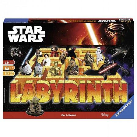 Настольная игра Лабиринт. Звездные войны, Ravensburger (RSV-266661)