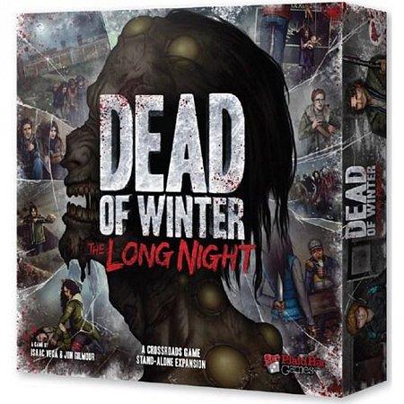 Настольная игра Мертвый сезон. Долгая ночь (Dead of Winter: The Long Night)